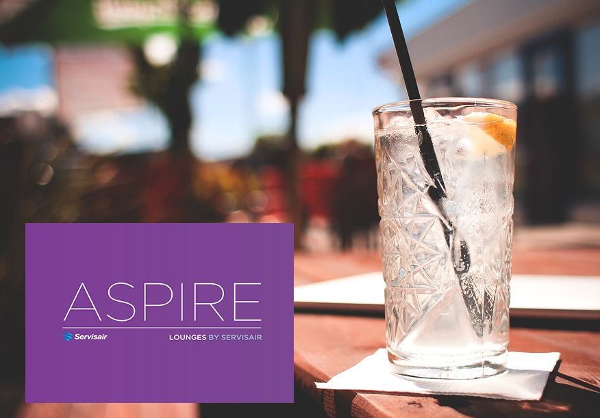 Bristol Airport lounge: Aspire
