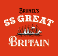 Brunel's SS Great Britain logo