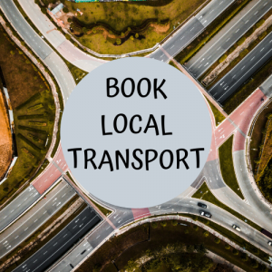 Bristol Airport Arrivals - book local transport